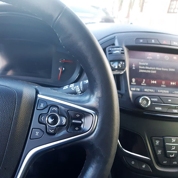 Samochod osobowy Opel Insignia