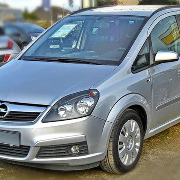 Wynajem samochodow Piotrkow Opel Zafira
